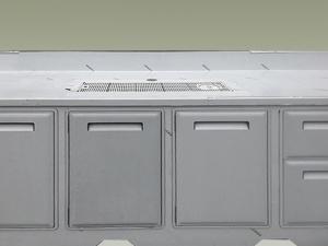 banchi piani bar inox