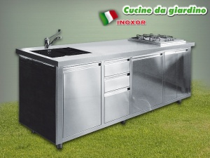 Awesome Cucina Da Giardino Gallery - Design & Ideas 2017 - candp.us