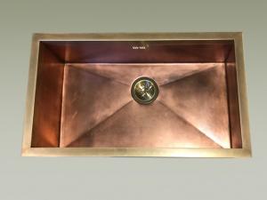 Lavelli da cucina in acciaio inox su misura Verona. Lavelli ...
