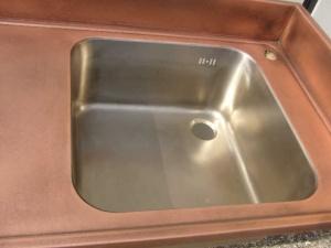 Lavelli da cucina in acciaio inox su misura Verona. Lavelli in ...