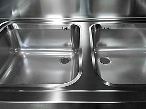 Lavelli Cucina Acciaio Inox Franke.Lavelli Cucina Inox Simple Franke Lavello Cucina Radar Acciaio Inox