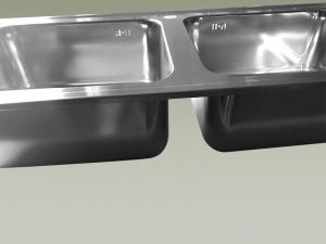 lavelli due vasche