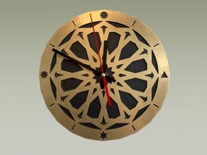 orologio in ottone